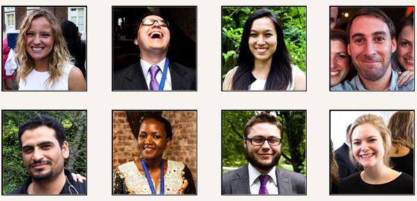 The Hague 2012 Participants