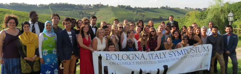 The 2014 IPSI Bologna graduating class.