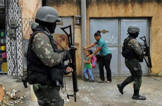 Brazil scared civs