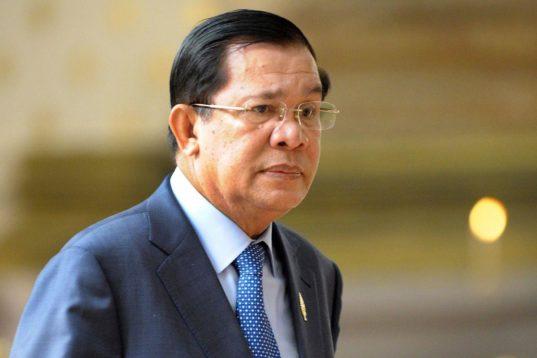 Cambodia aid