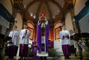 China Catholics