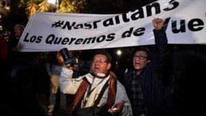 Ecuador 2 jounalists