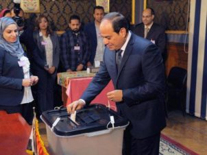 Egypt vote count