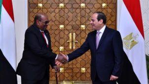 Eygpt Sudan