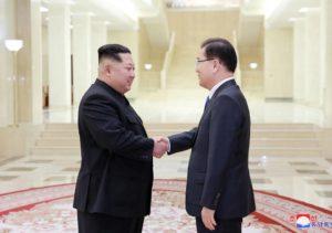 NK Jong-un