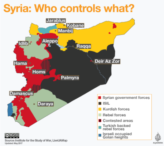 Syria - Safe-Zone plan agreement reached