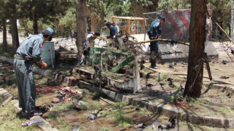 Afghanistan - Suicide