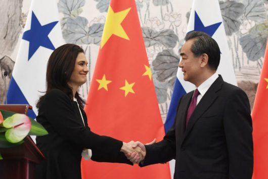 China & Taiwan - Panama