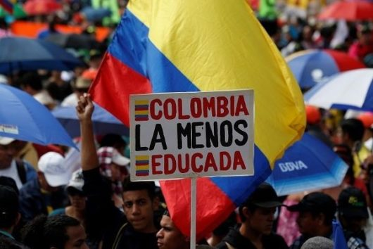 Colombia - Teachers