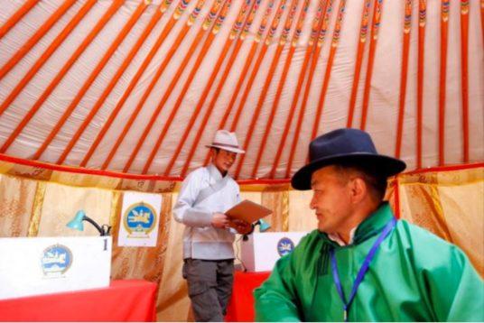 Mongolia - General