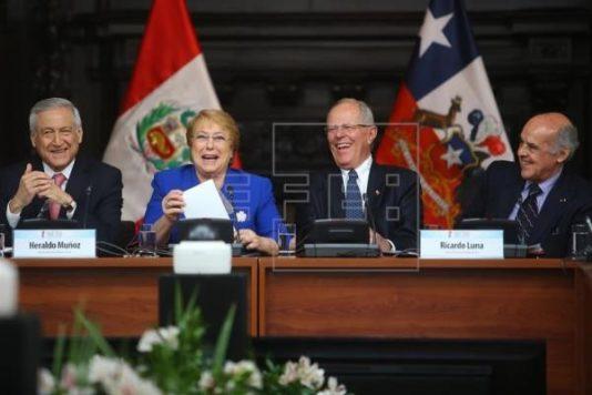 Chile-Peru - Historical