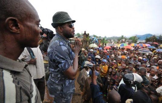 DRC - Warlord
