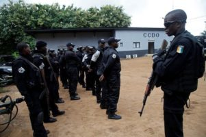 Ivory Coast - Arrests