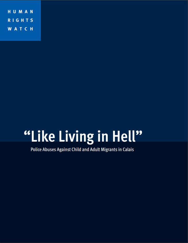 Like Living in Hell - HRW