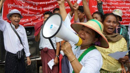 Myanmar - Farmers
