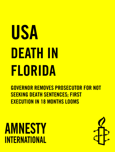 Amnesty International - Death in Florida