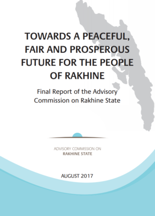 Final Report of the Advisory (Rakhine)
