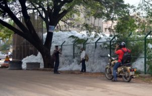 South Asia - India - ltoxic foam