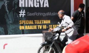 Maldives - Telethon Raises