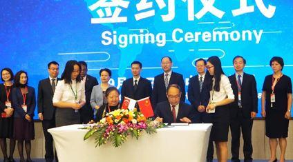 china singapore memorandum