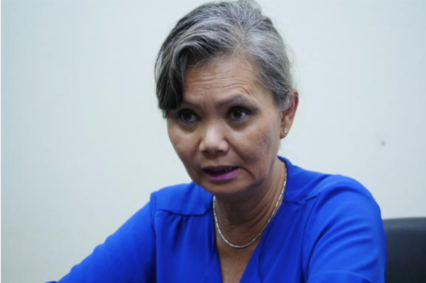 Cambodia opposition flees