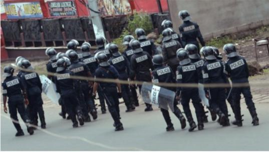 Cameroon separatists