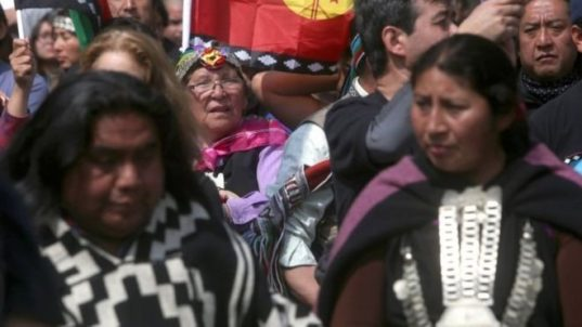 Chile - indigenous tribe acquitted of arson