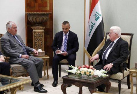 Iraq - Abadi rebuffs U.S.