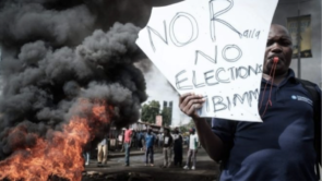 Kenya election opposition