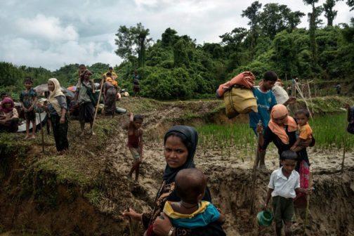 Myanmar rohingya raped