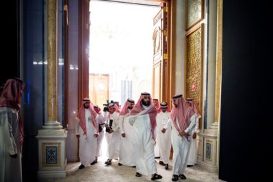 Saudi Arabia - Dozens of royals - Copy