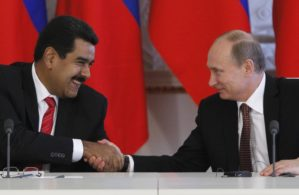 Venezuela debt assistance Russia