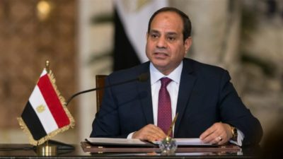 Egypt March presidential