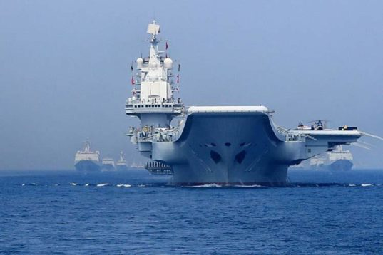 """CHINA Military sends """"warning"""" to Taiwan with live-fire drills"""