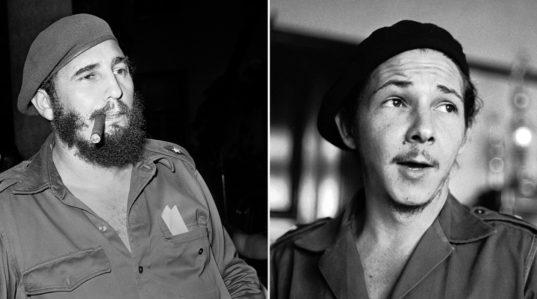 CUBA Castro rule in Cuba ends