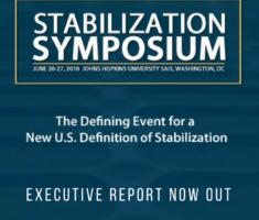 Stabilization Exec Report