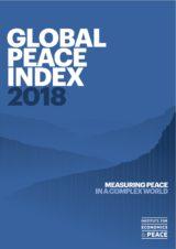 Global Peace Index 2018 Cover